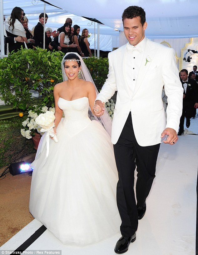 Kim Kardashian-12 Shortest Celebrity Marriages Ever