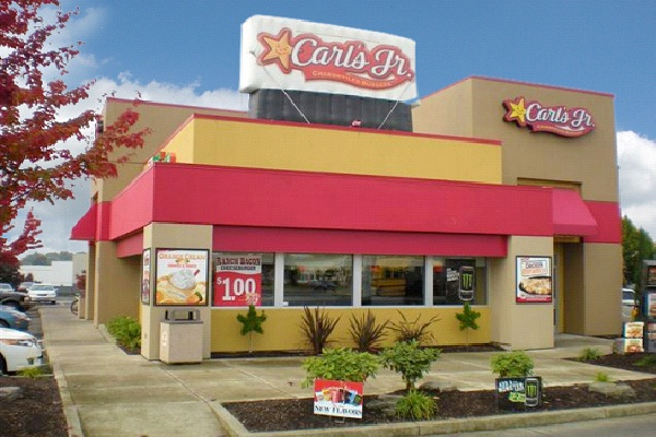 Carl's Jr.-Top Fast Food Restaurants In The World