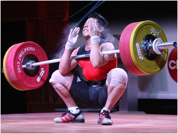 Weightlifting-Sports Which Are Boring To Watch