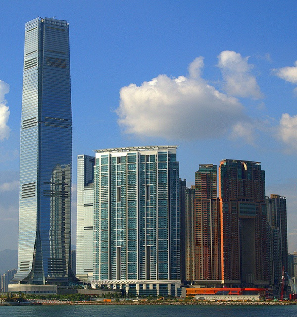 International Commerce Centre-Tallest Buildings In The World