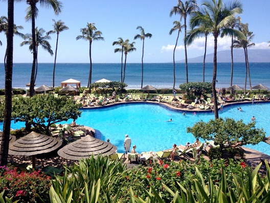 Hyatt Regency Maui Resort & Spa - Maui, Hawaii-Best Vacation Destinations For Couples