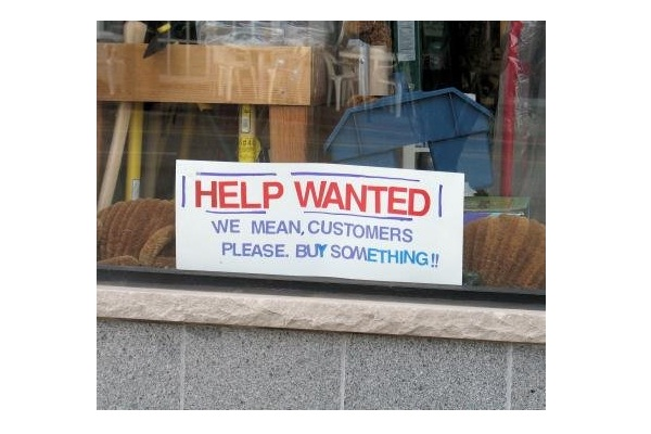 Pleading-Hilarious Help Wanted Ads