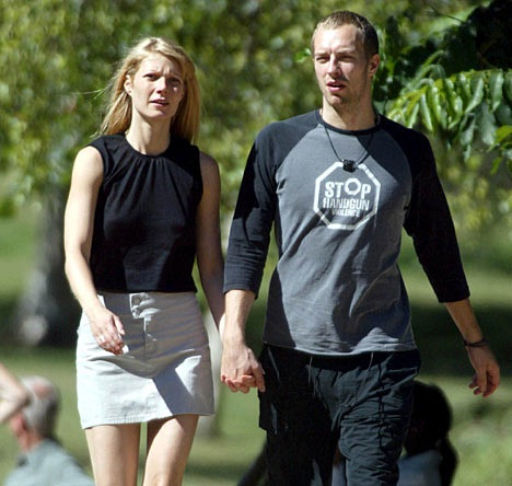 Gwyneth Paltrow-Celebrities Who Married Secretly