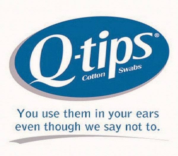 Q-Tips-12 Hilarious And Brutally Honest Advertisements