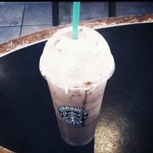Zebra mocha-Starbucks Secret Menu Items You Didn't Know