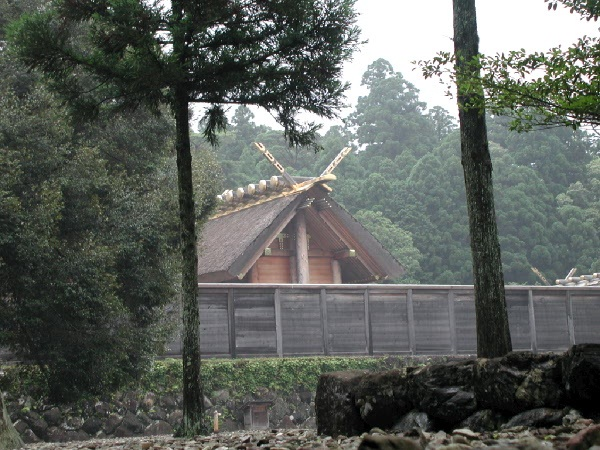 Ise Grand Shrine-Cool Places You Are Not Allowed To Visit