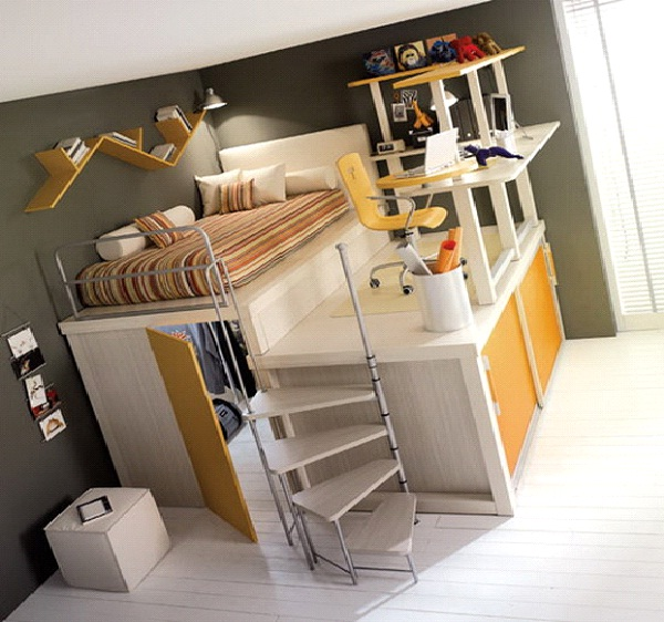 Lofty Ambitions-Amazing Lofts For Adults