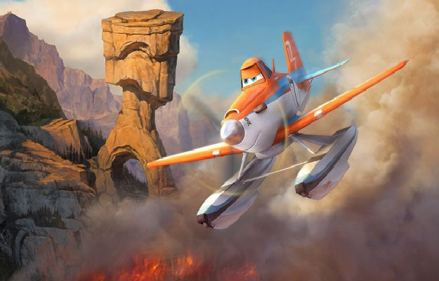 Planes: Fire & Rescue-Upcoming Disney Pixar Movies