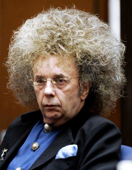 Phil Spector-12 Celebrities Who Have Committed Murder