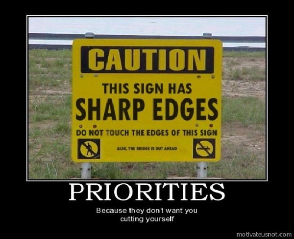 Be careful-Hilariously Stupid Signs