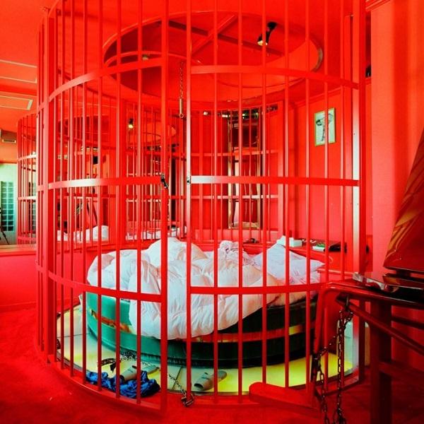 Caged-Craziest Love Hotels