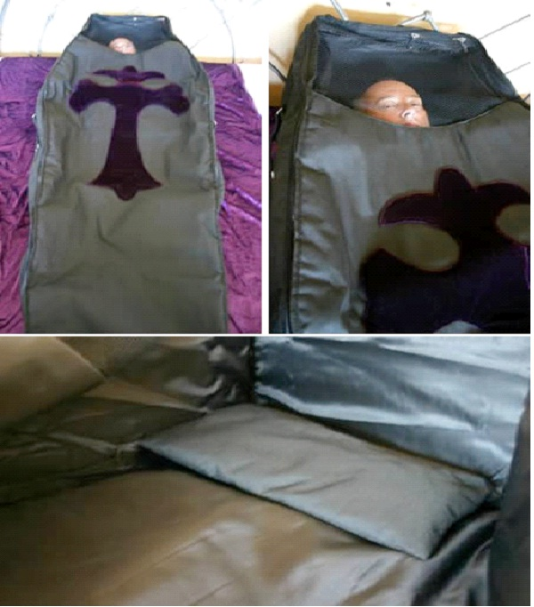 Rest In Peace-Weirdest Sleeping Bags