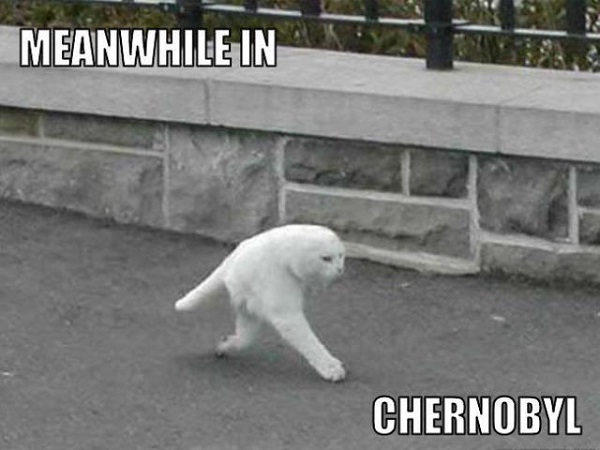 Chernobyl-Best Meanwhile In..Memes