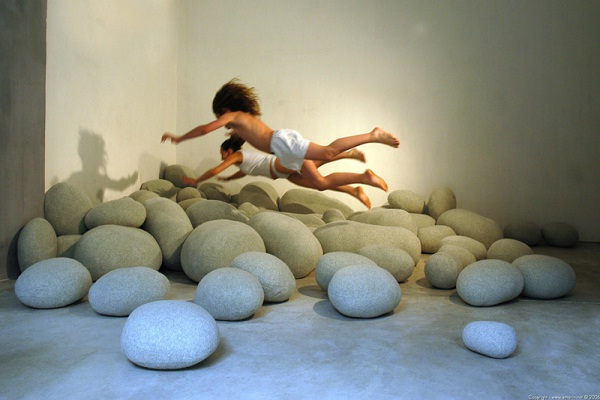 Rocks-Amazing Bed Pillows