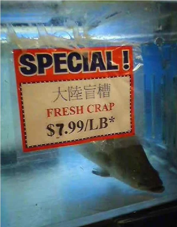 Fresh?-Hilarious Chinese Translation Fails