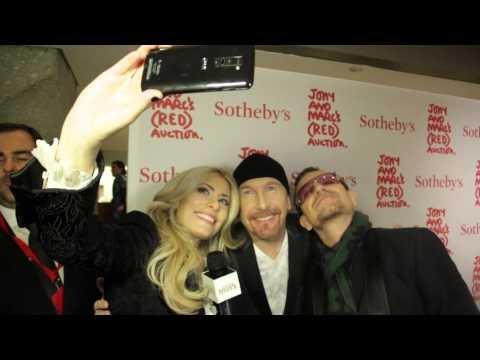 U2-Rock Star Selfies