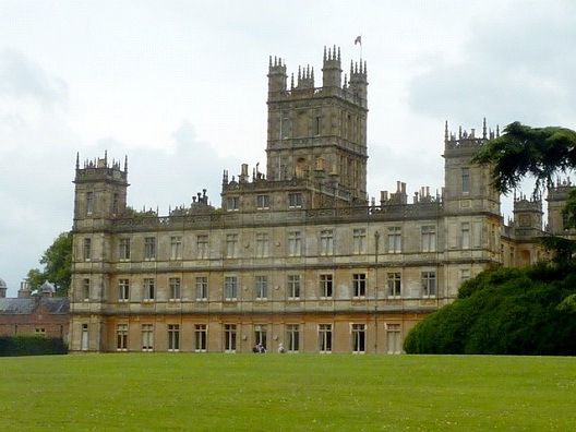 Highclere Castle - United Kingdom-Most Beautiful Castles Around The World