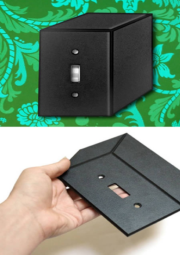 Thinking Outside of the Box-Craziest Light Switches