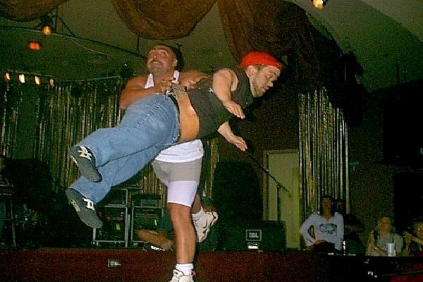Midget Throwing-Weirdest Competitions Around The World