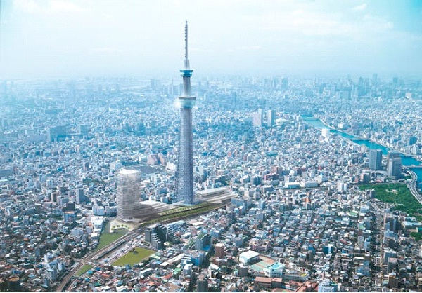 Tokyo - per square meter $ 1,200-Most Expensive Things In The World