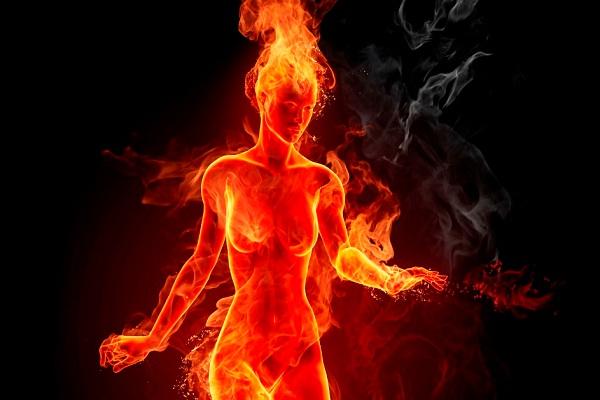 Burning desire-Bizarre True Stories