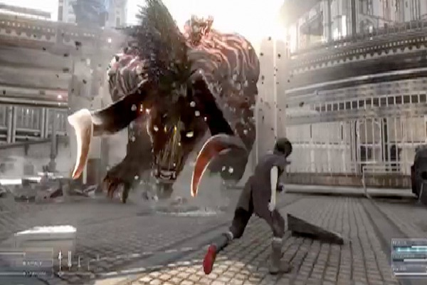 Final Fantasy XV-Most Anticipated Games Of 2014