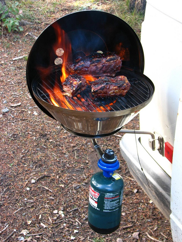 Camp Stove-Must Have Camping Essentials