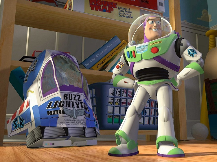 """Lunar Larry-Little Known Things About """"Toy Story"""" Trilogy"""