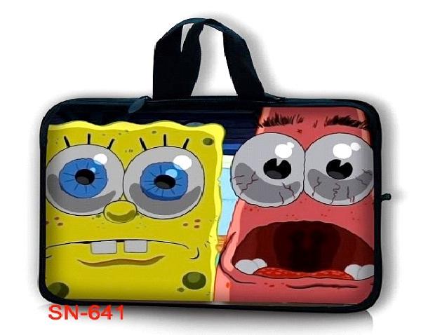 Spongebob Squarepants-Coolest Laptop Sleeves And Bags