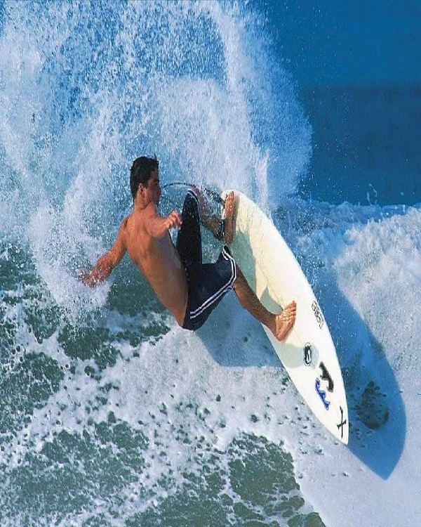 Surfing-Most Dangerous Sports In The World