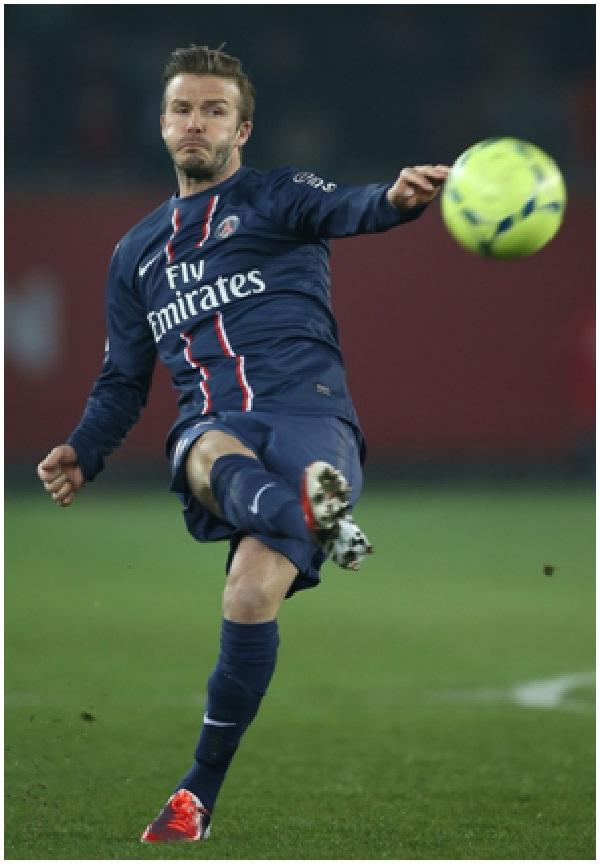 David Beckham's Legs-Celebrity Body Parts Insured For Millions