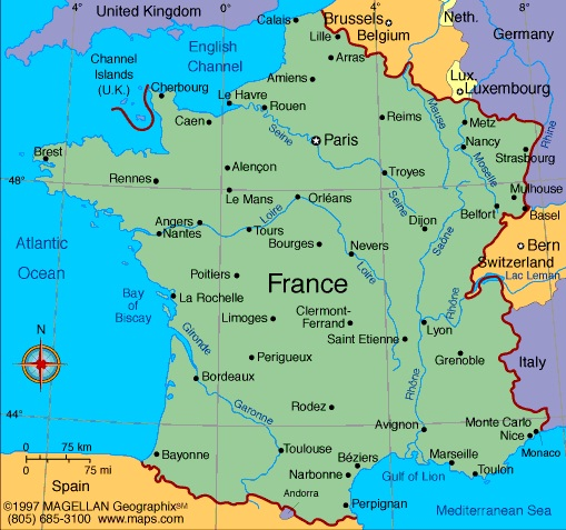 France-Countries With The Best Food
