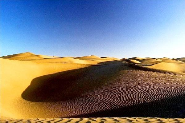 Taklamakan Desert - Central Asia-Most Fascinating Deserts
