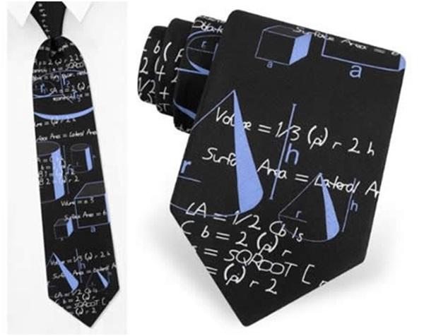 Geometry-Geekiest Ties