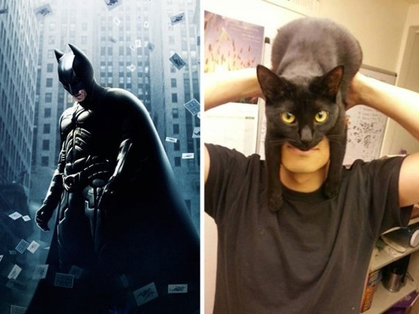 Catman?-12 Cheap Yet Funny Cosplays Ever