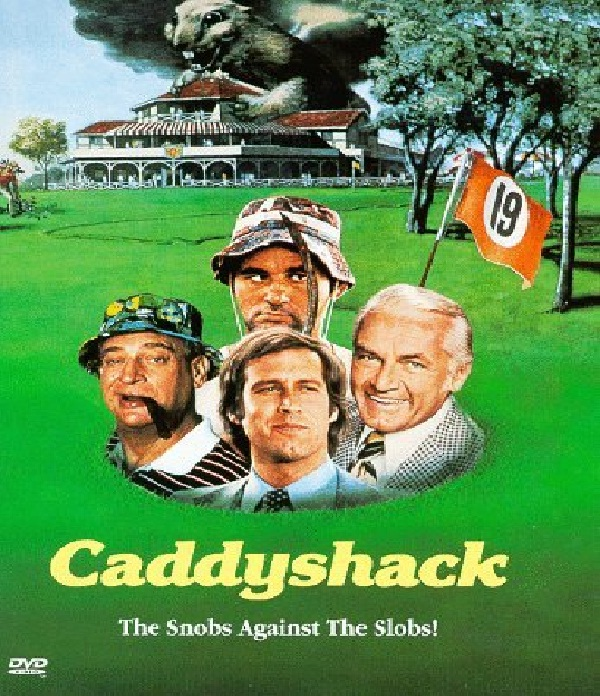 Caddyshack-Best Sports Related Movies