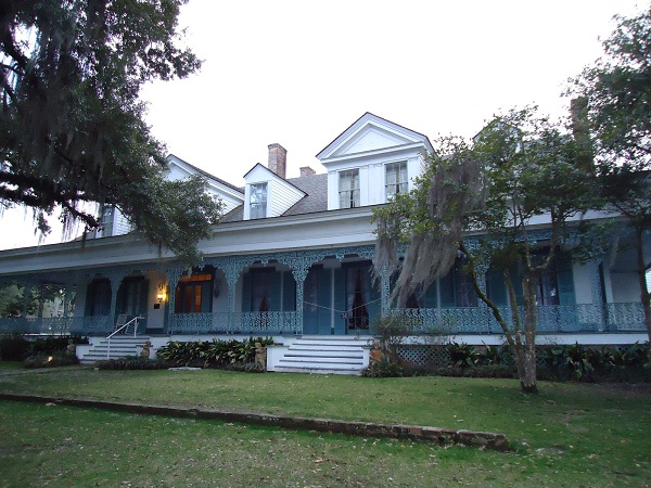 Myrtles Plantation, America-Most Scariest Ghost Sightings Around The World