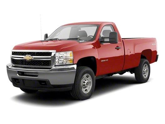 Chevrolet Silverado-America's Most Stolen Cars