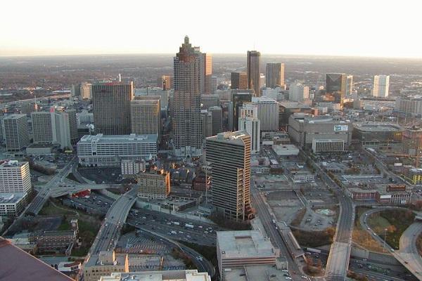 Atlanta-Most Dangerous Cities In America