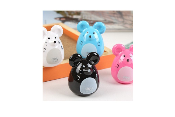 No Office Screams For This Little Mouse-Creative Pencil Sharpeners
