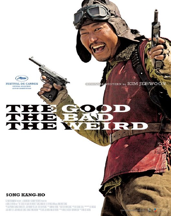 The good, the bad and the weird-Best South Korean Movies