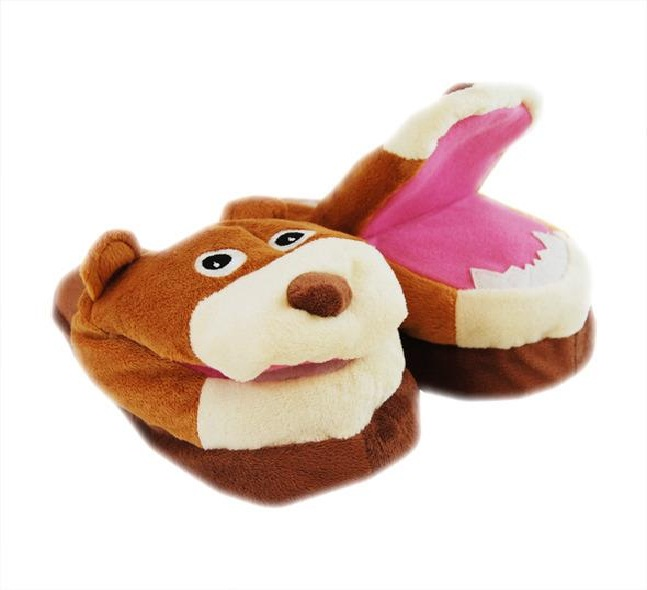 Flappy doggy-12 Craziest Slippers You'll Ever See