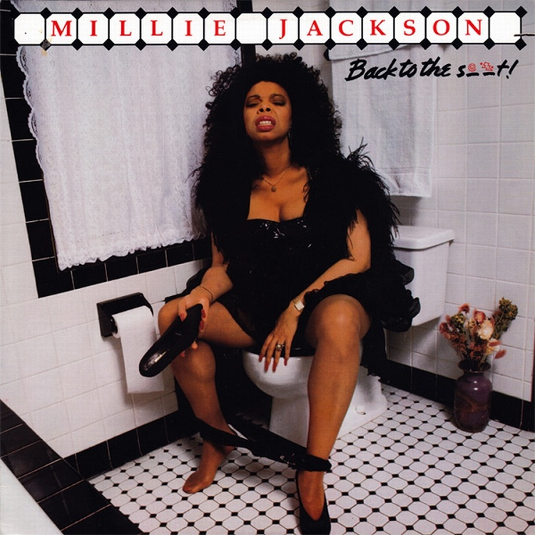 Millie Jackson-12 Most Painfully Awkward Album Covers In The History Of Music