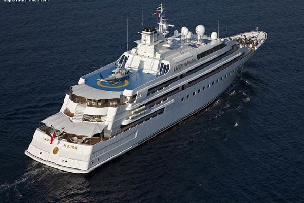 Lady Moura-Most Amazing Yachts