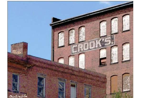 Crook's Furniture Store-Most Inappropriate Store Names