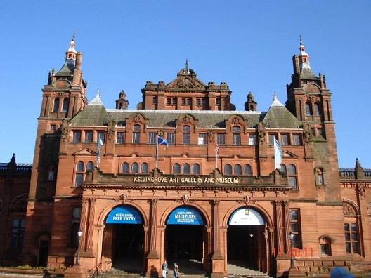 Kelvingrove Art Gallery And Museum-Top Must See Places In Scotland