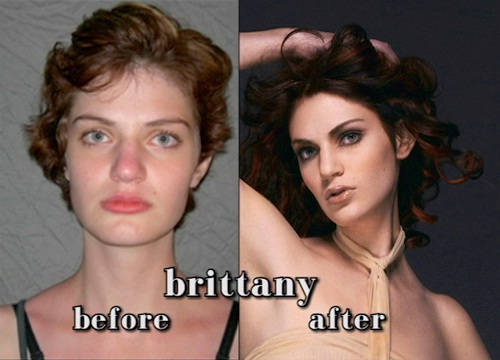 Smoldering-Best Body And Makeup Transformations
