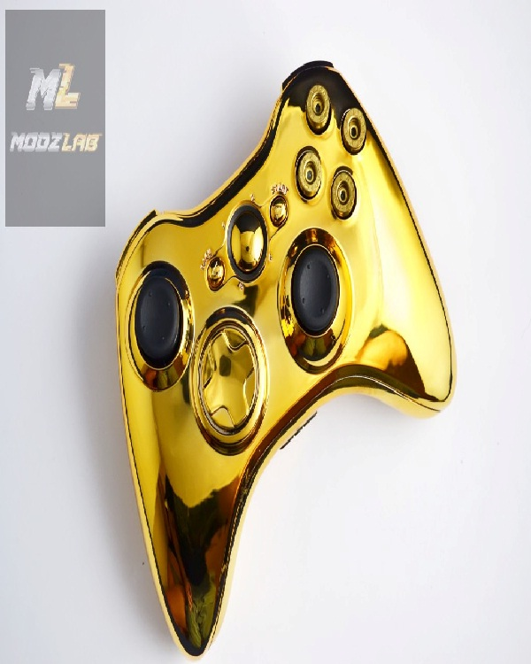 Golden controller-Amazing XBox Controllers