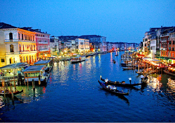 Venice Italy-Most Romantic Places In The World