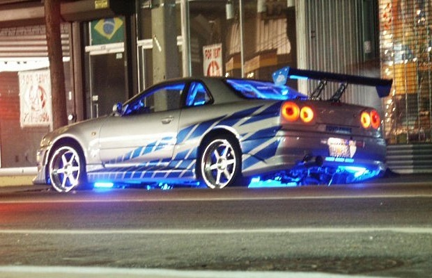 1999 Nissan Skyline GT-R-Coolest Cars In The Fast And The Furious